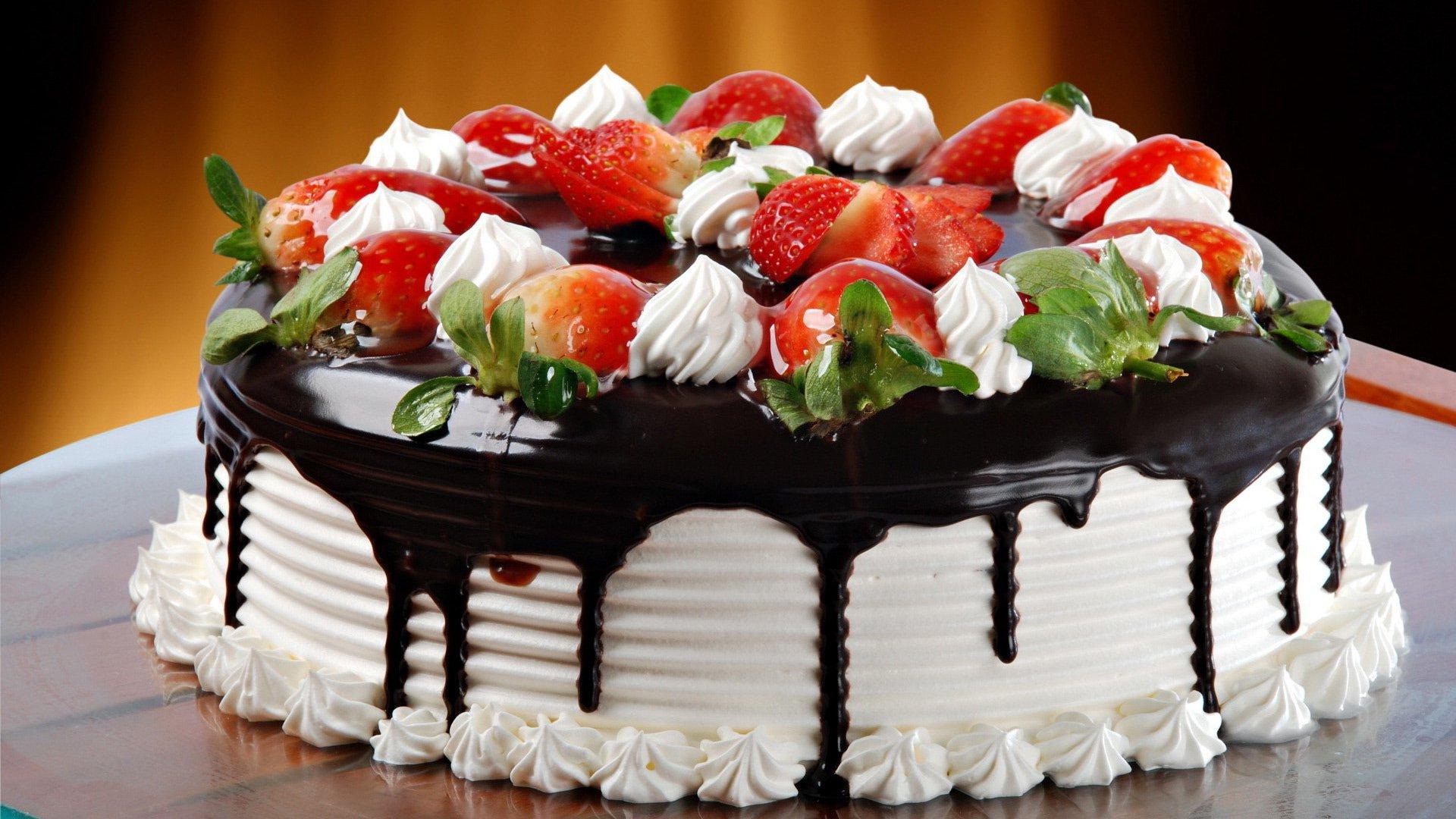 Праздничны торт